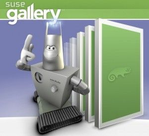 novell SUSE gallery