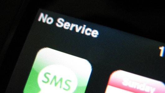 no-service