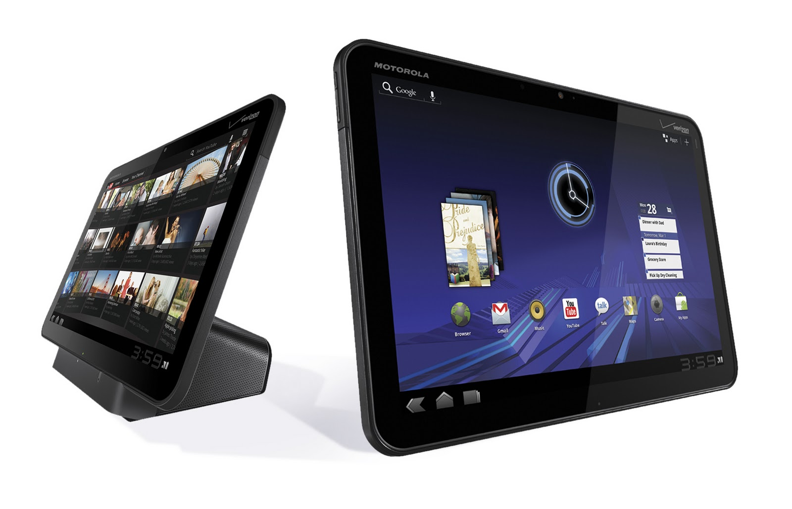 Motorola-Xoom-MZ600-Launching