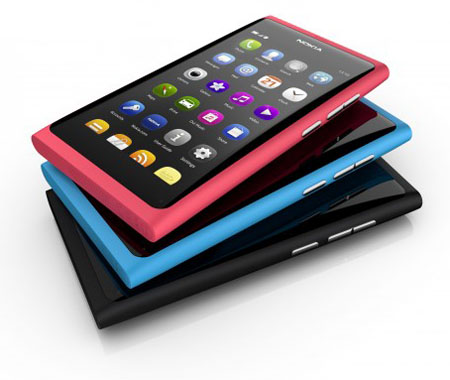 Nokia-N9-pure-touch