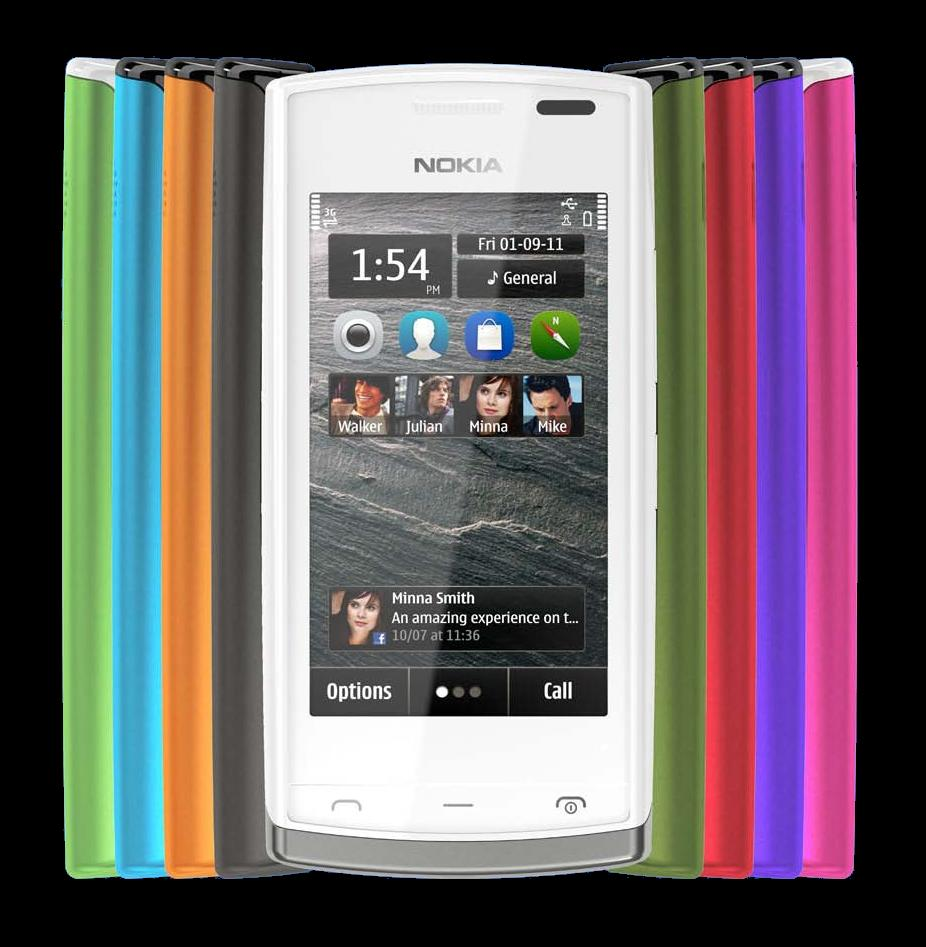 Nokia-500