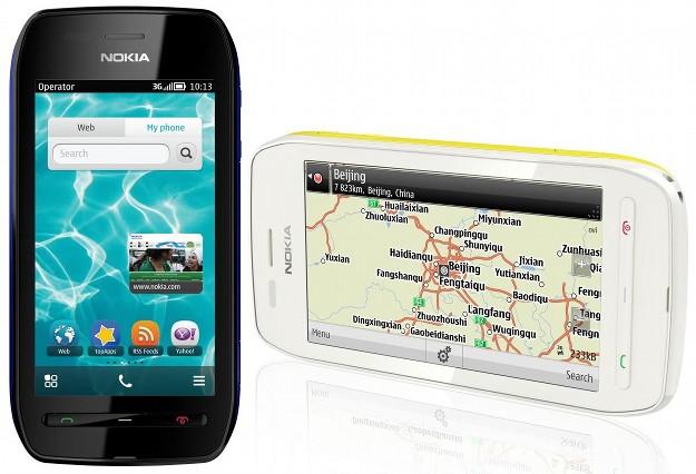Nokia 603 Belle