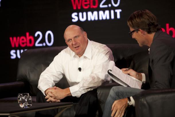 Steve Ballmer Web 2.0 2011