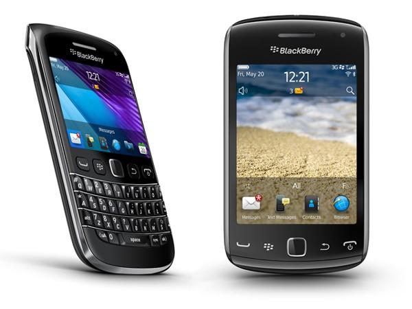 BlackBerry Bold 9790 és Curve 9380