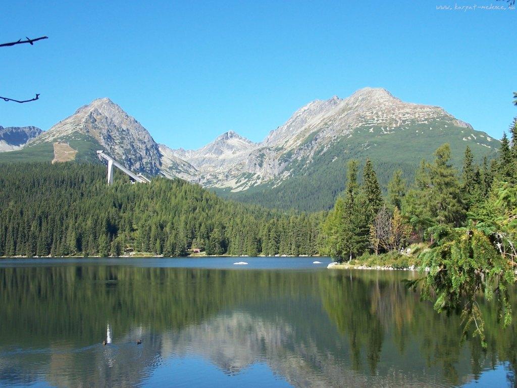 Csorba tó, Magas-Tátra