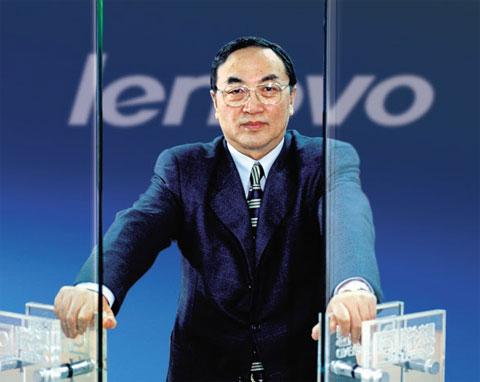 Liu Chuanzhi - ex-elnök és társalapító