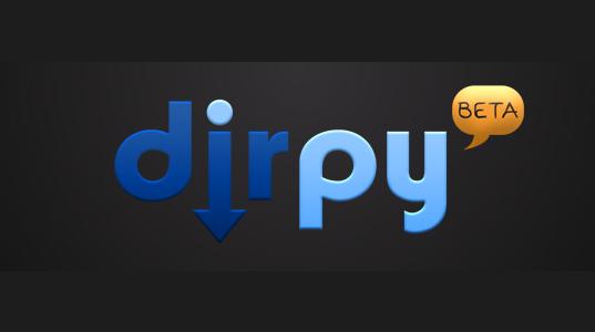 dirpy_logo