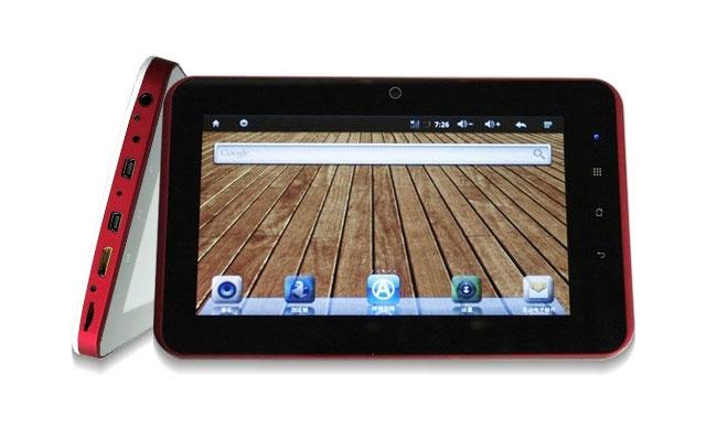 Spark-Linux-Tablet
