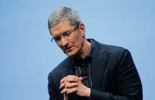 Tim Cook, Apple vezér