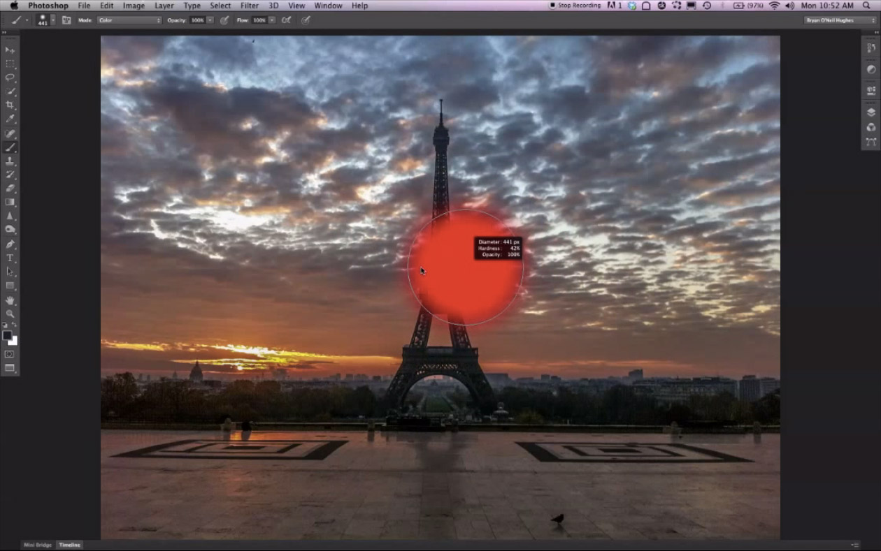 Photoshop-CS6-noir-and-brush