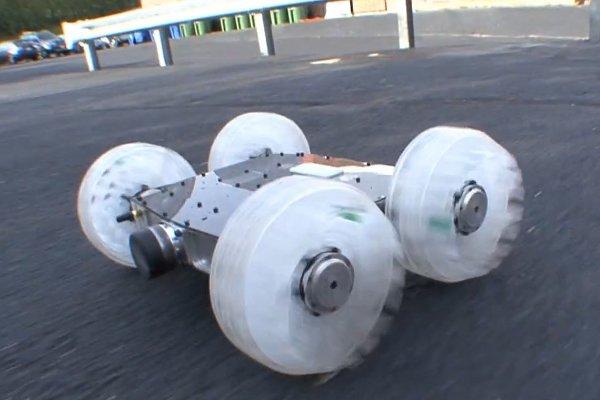 Sand-Flea-Jumping-Robot