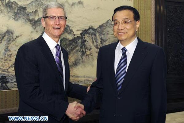 Cook és Peking első embere