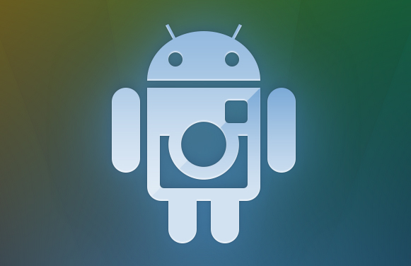 instagram android logo