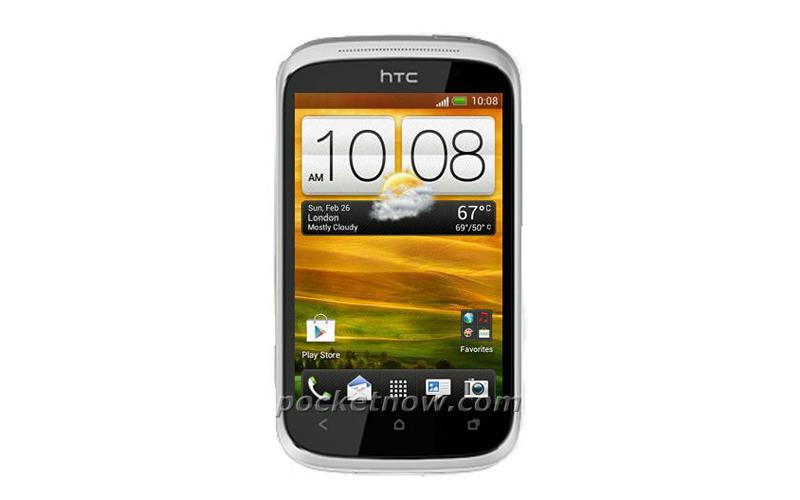 HTC wilfire c