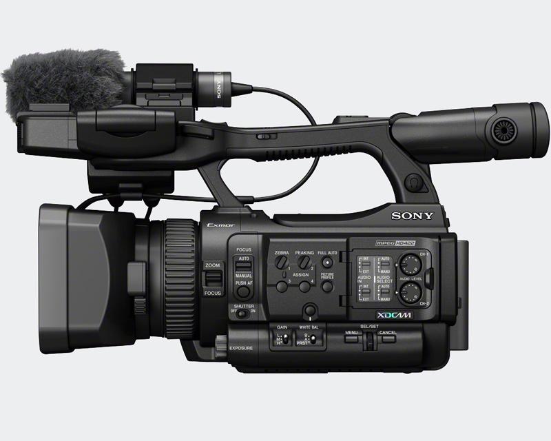 Sony-pmw100-side