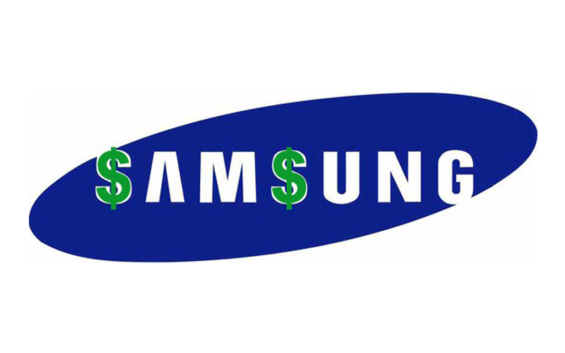 samsung money logo