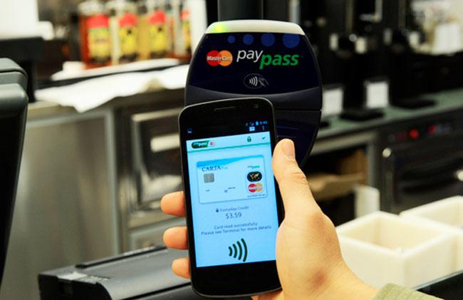 Mastcard-PayPass