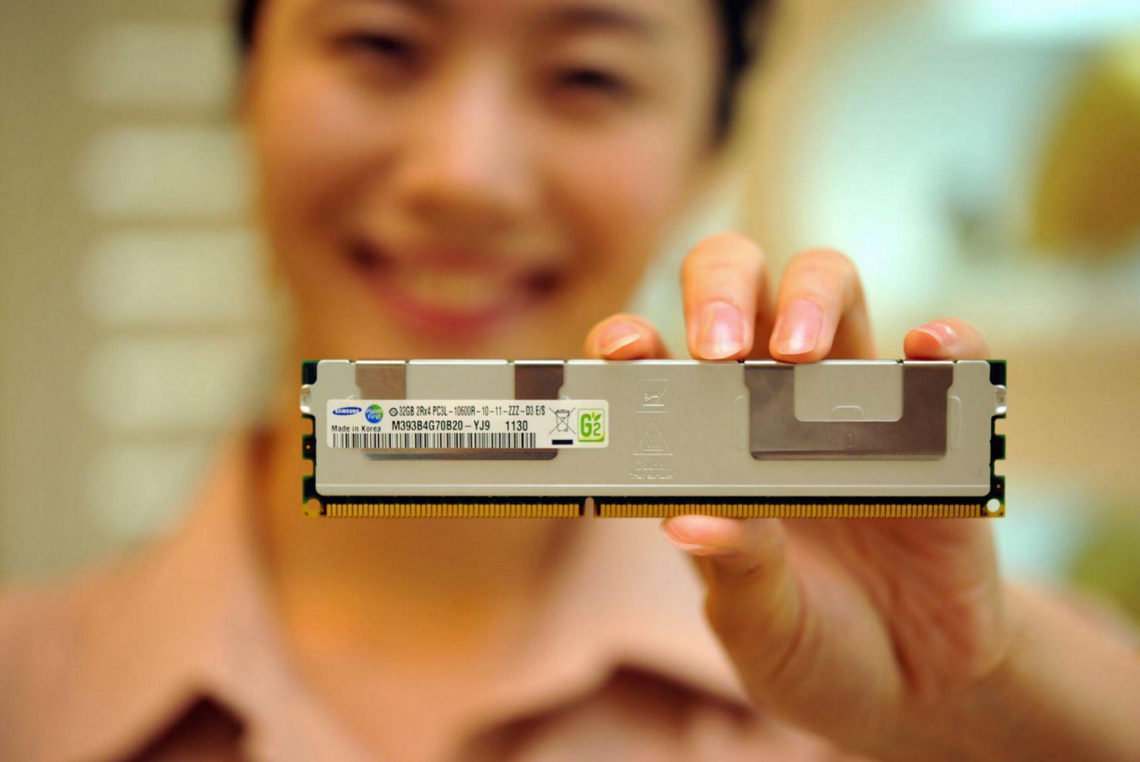 RDIMM DRAM 32 GB