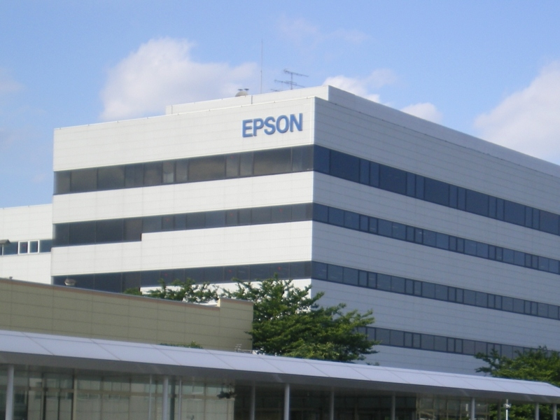 Seiko_Epson_Corp_Hino_Office_Tokyo_Japan
