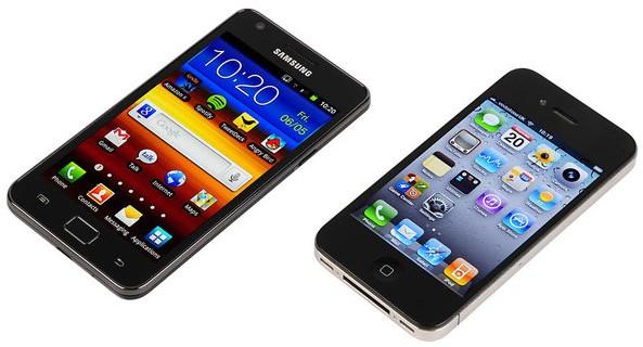 Az Apple nyolc Samsung készüléket akar betiltatni