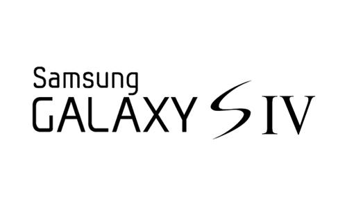 galaxy s IV logo