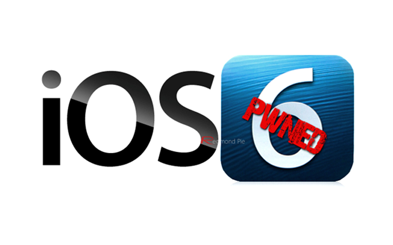 ios6 pwnd