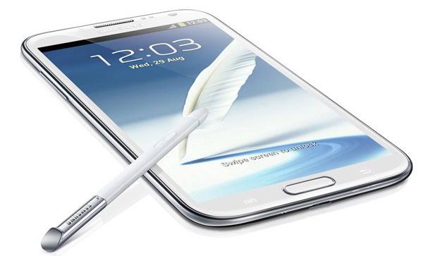 Teszt  Samsung Galaxy Note II – második megjegyzés  d0fb922095