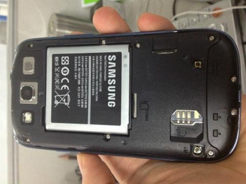 Galaxy S III dual sim