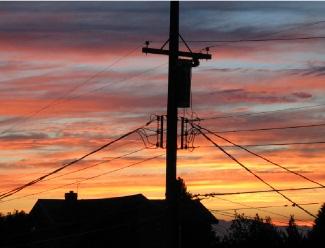 Telephone-Pole-Sunset