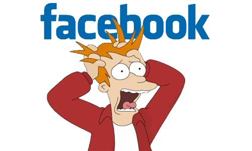 facebook stress