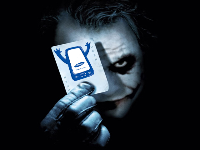 samsung joker