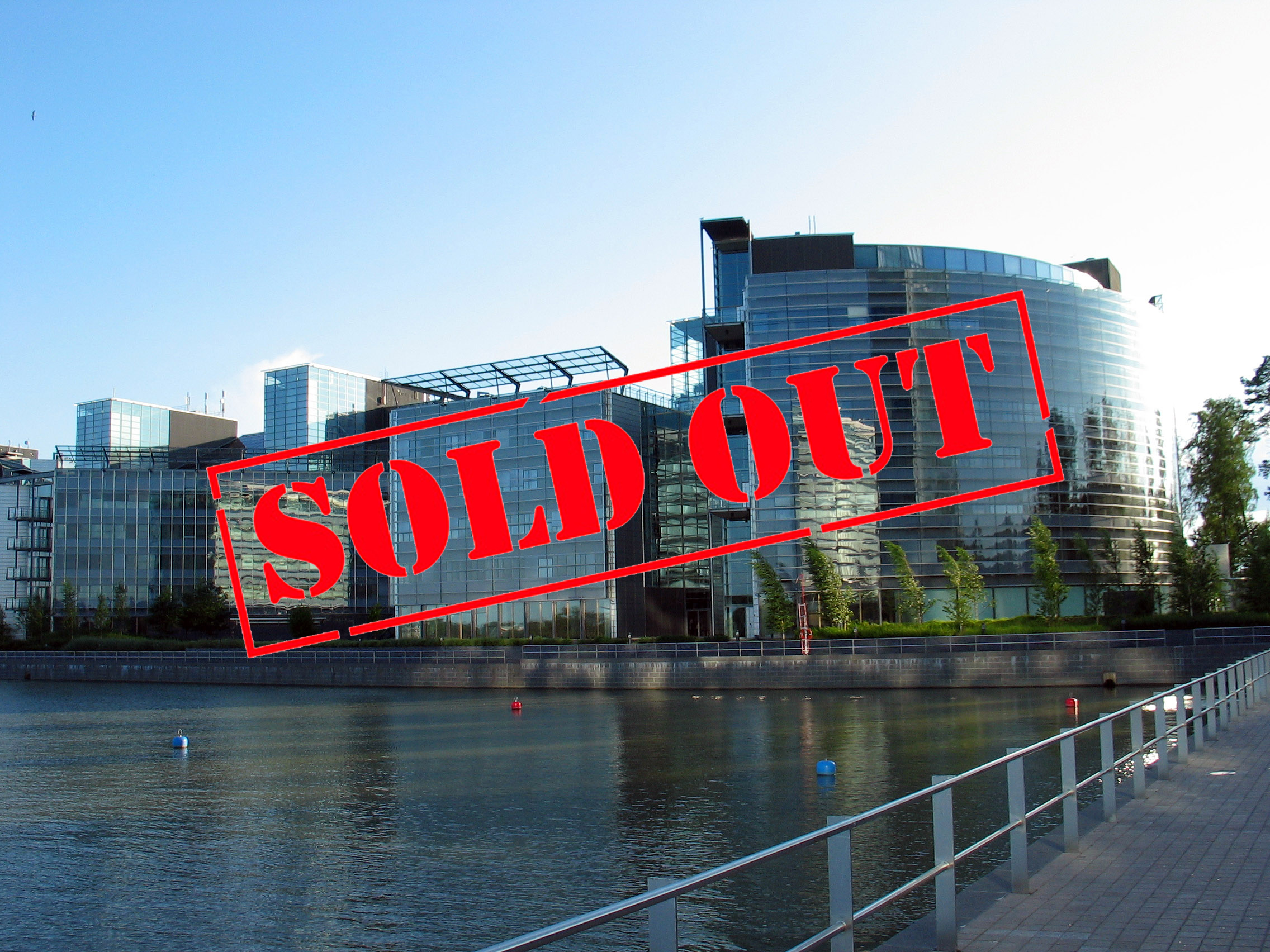 sold out nokia hq