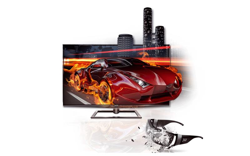 toshiba 3d tv