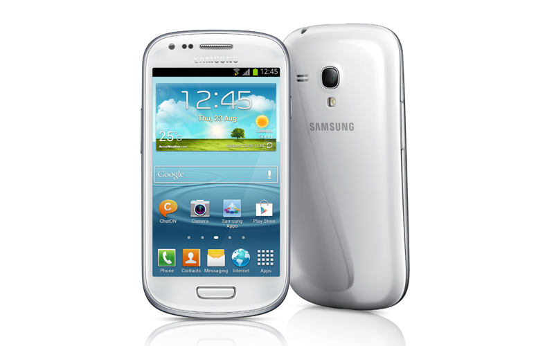 Galaxy S III Mini Cimlap