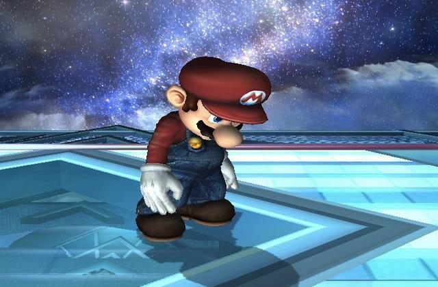 Sad-Mario