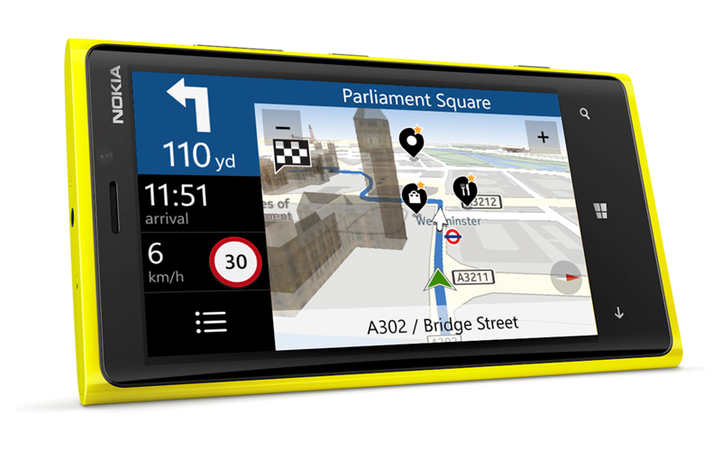 nokia drive plus beta Lumia