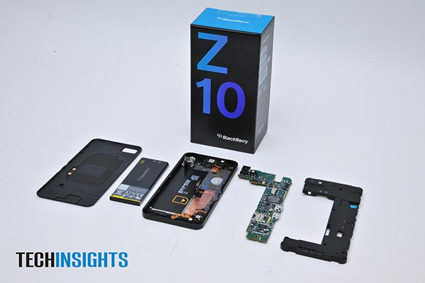 BlackBerry_Z10_Teardown