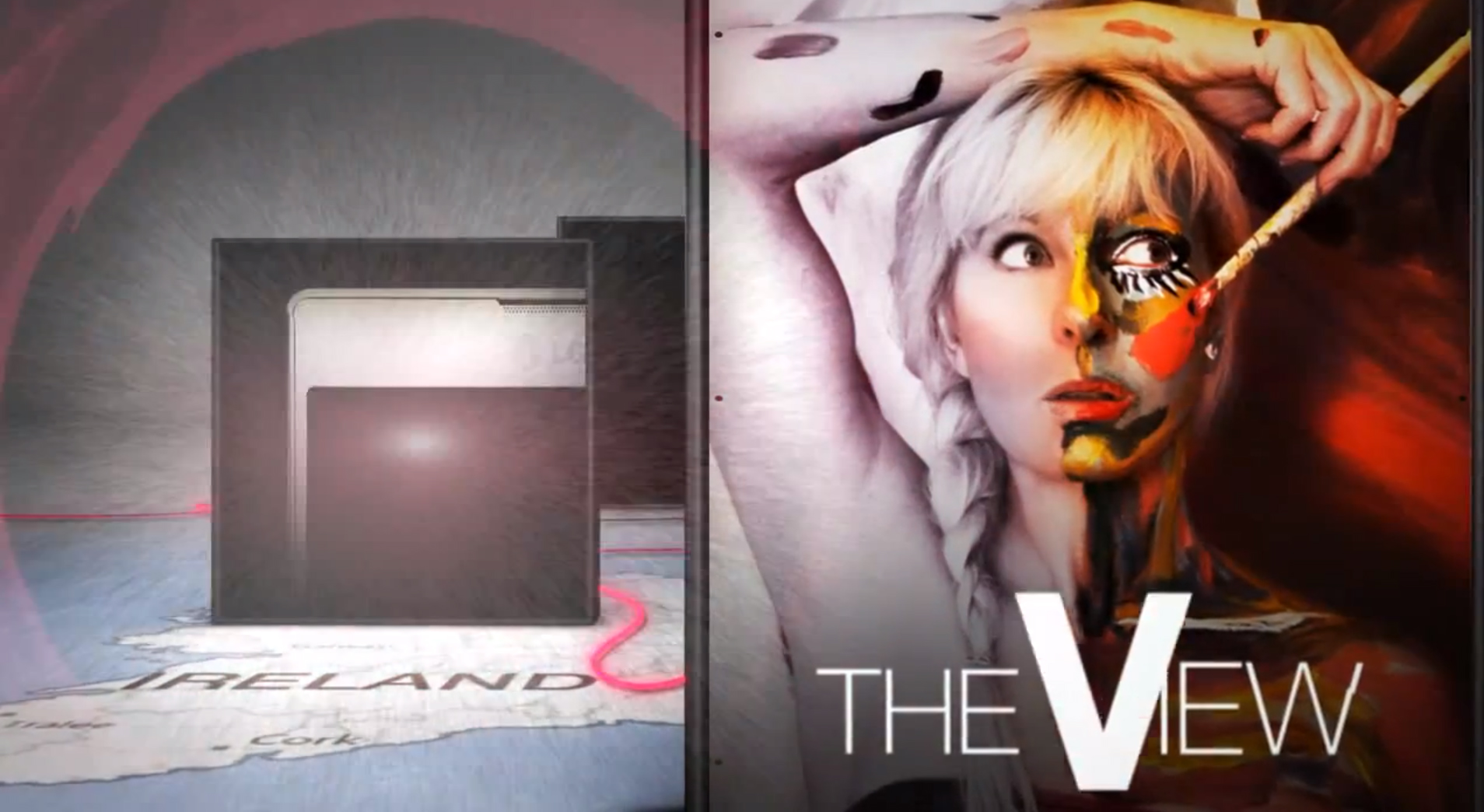 LG MWC2013 promo TheView