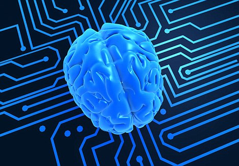 artificial intelligence. Image shot 2008. Exact date unknown.