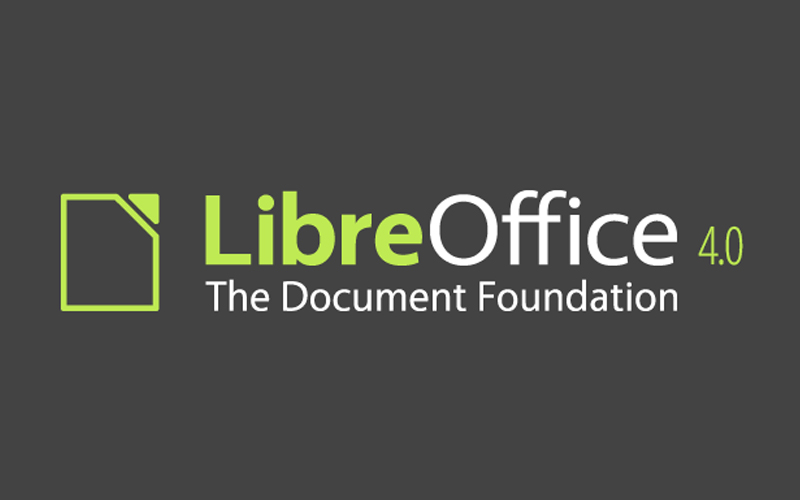 libre office 4 logo