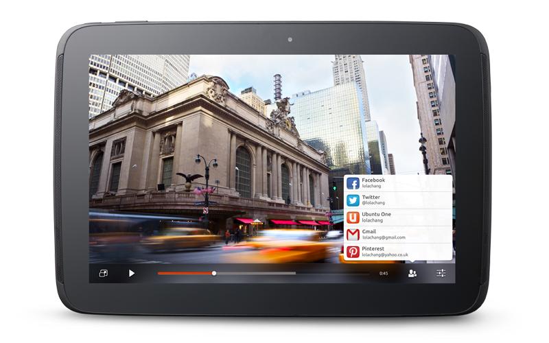 ubuntu for tablet