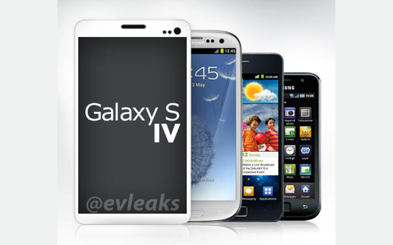 Galaxy S IV leak