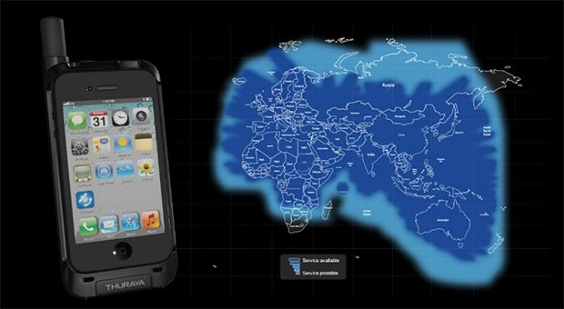 thuraya iphone
