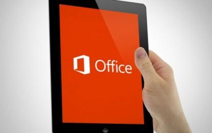 Rengetegen használják a mobilos Office-t