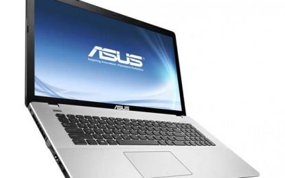 Teszt: Asus X750JB notebook – Asztalra termett