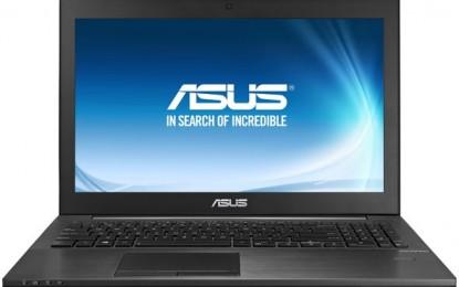 Teszt: Asus ASUSPRO B551 – Partner a munkában