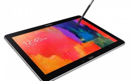 Már a küszübön az óriás Samsung tablet