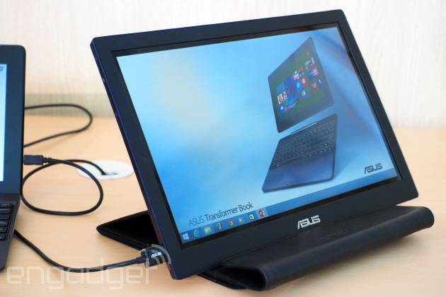ASUS-floor-USB-monitor