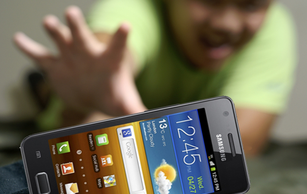 Smartphone-addict