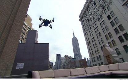 A levegőbe készül a GoPro